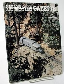 Narrow Gauge And Short Line Gazette Year
